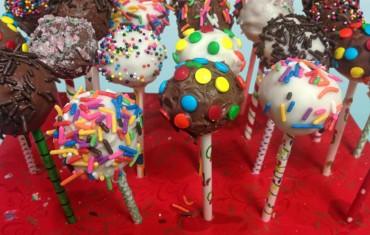 Delectable Cake Pops