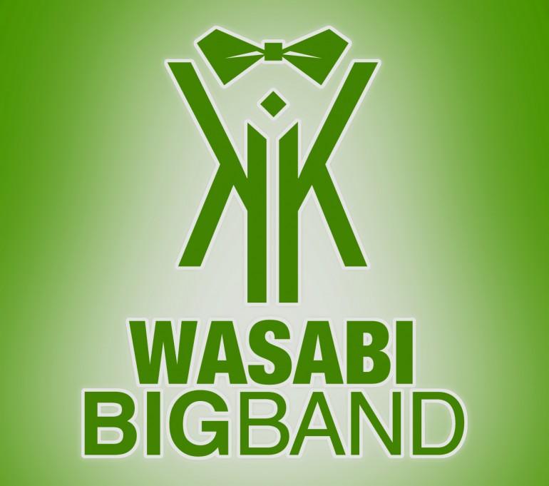 Kris Kimura Wasabi Big Band Logo
