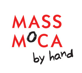 MASS MoCA by Hand Logo