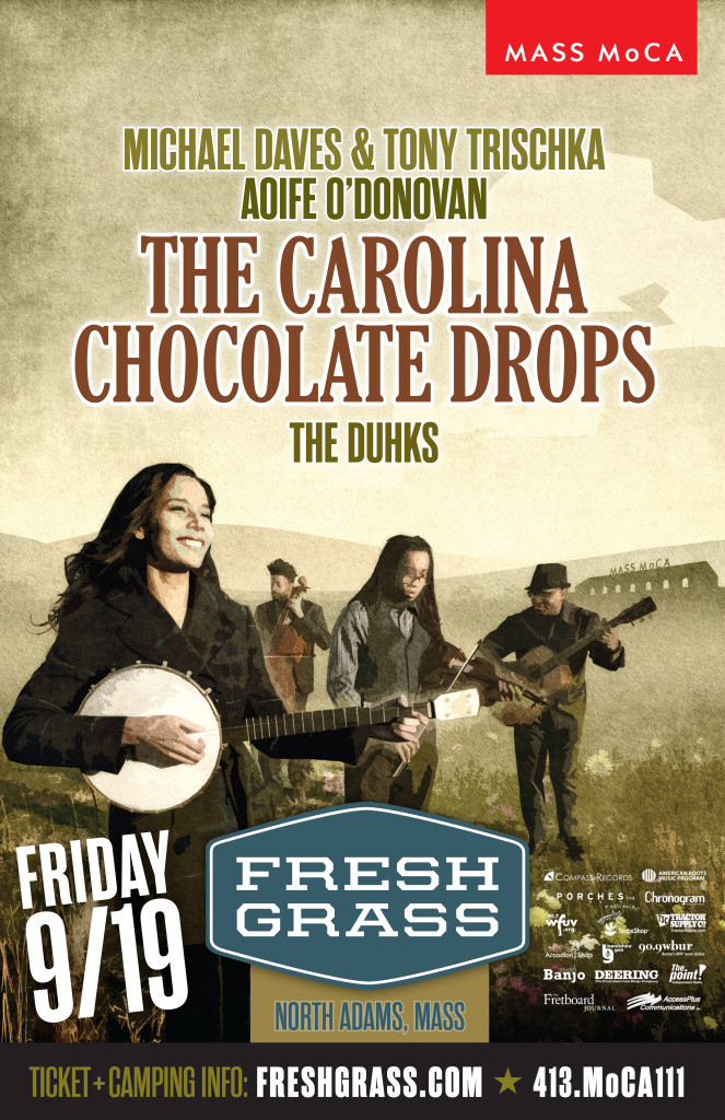Carolina Chocolate Drops Poster