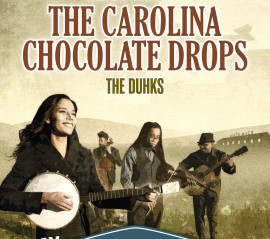 Carolina Chocolate Drops Poster