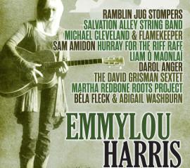 Emmylou Harris Poster