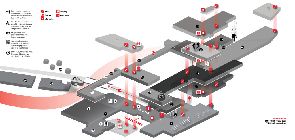 Isometric Map Design