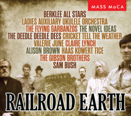 Railroad Earth Band Poster
